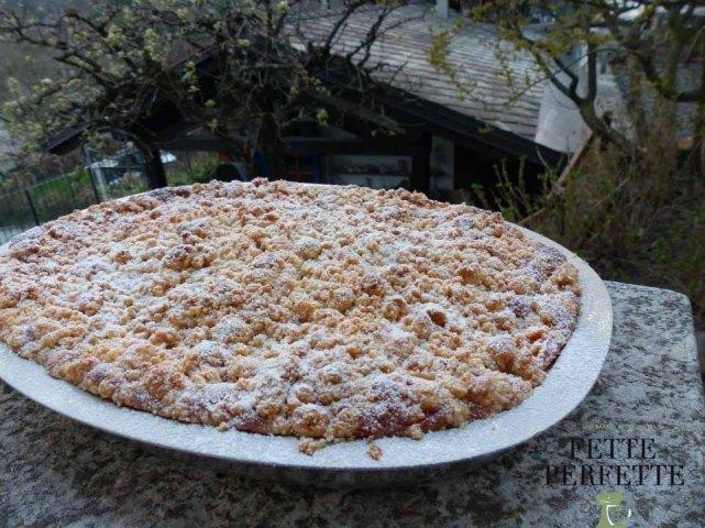 Apfelkuchen mit Streuselph