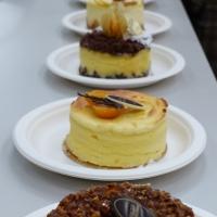 Cheese cake in versione tedesca - Käsekuchen