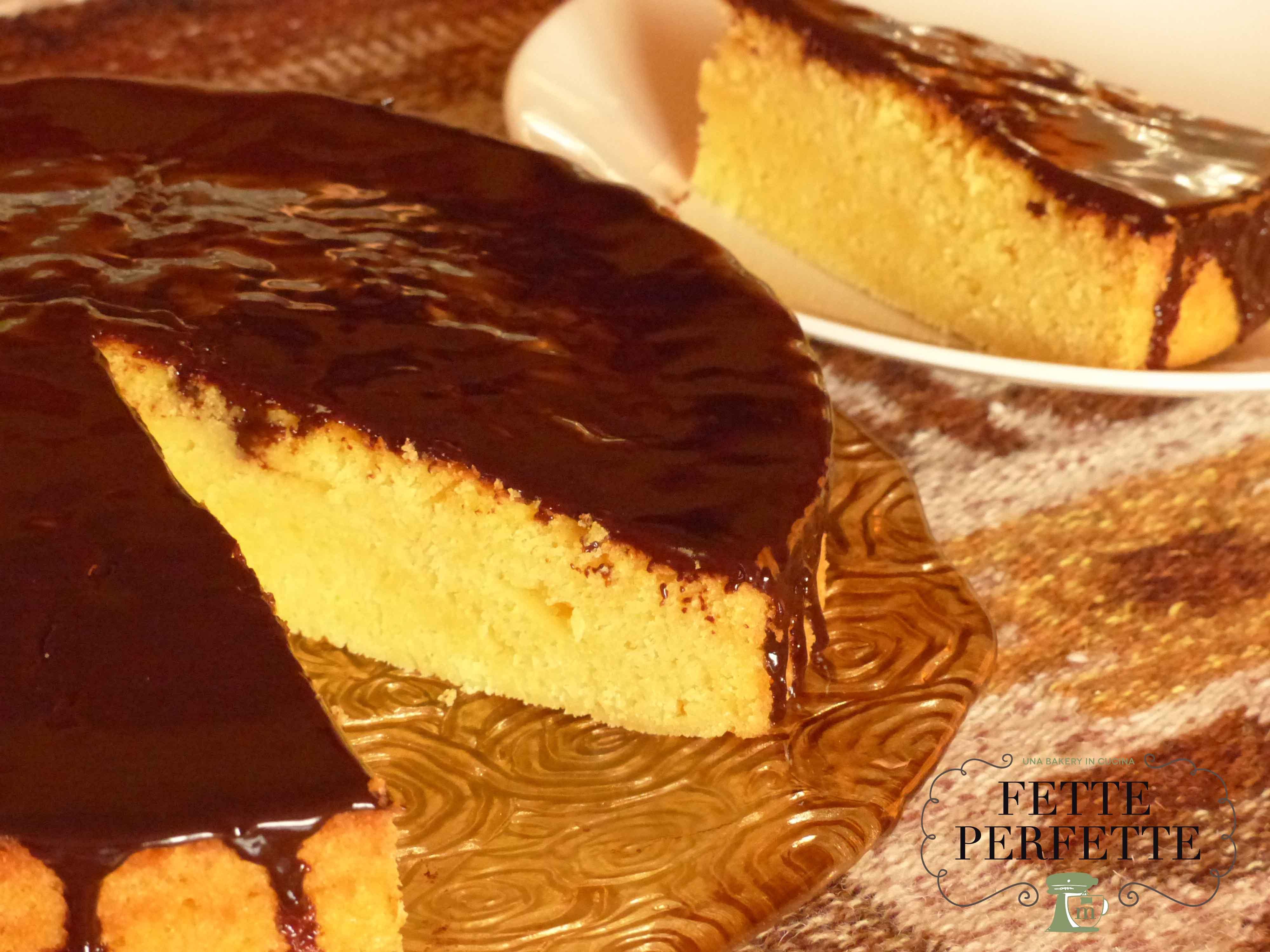 Torte Da Credenza Al Cioccolato : Torta di zucca con ganache al cioccolato u fette perfette