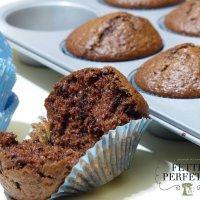 Muffin al cioccolato – grazie Nigella!